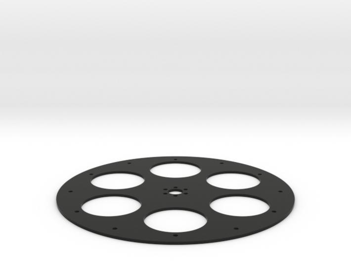 Super Wheel Face 6Hole 3d printed