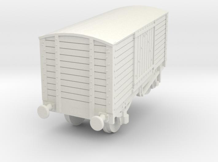 ps76-87-box-van-wagon 3d printed