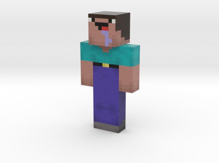 Tarkadhal | Minecraft toy 3d printed