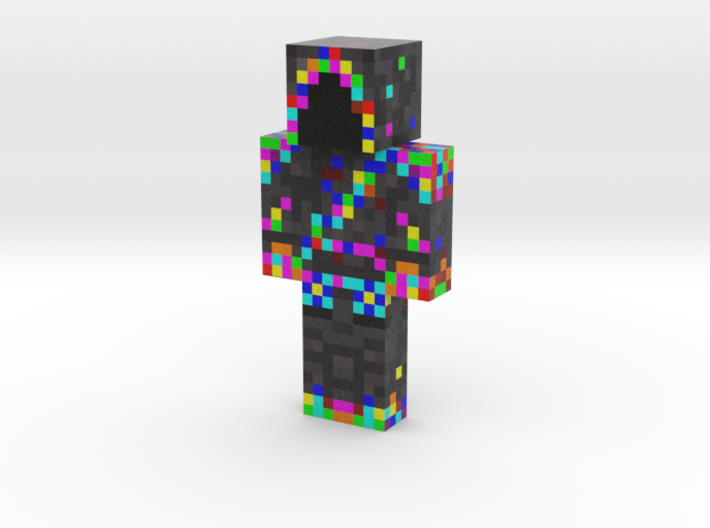 Discoball | Minecraft toy 3d printed