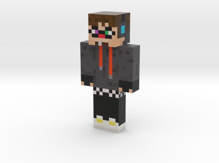 TheSwiftDJ105 | Minecraft toy 3d printed
