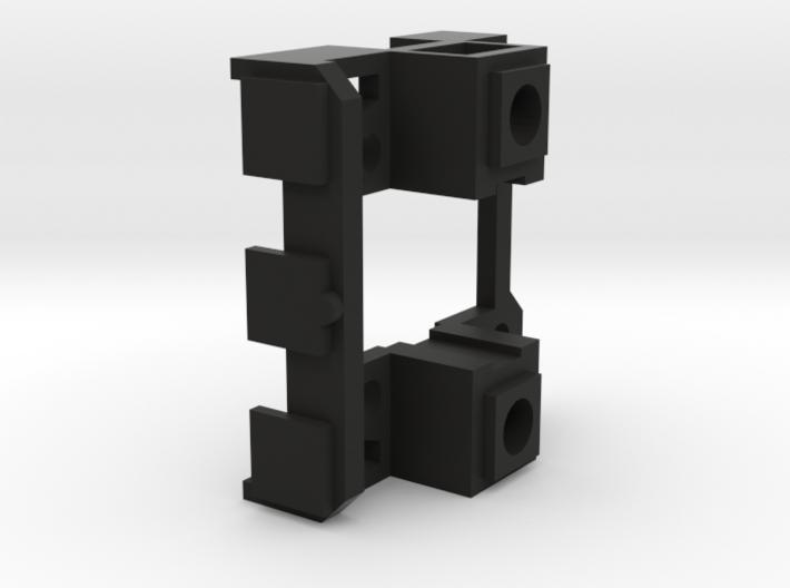 Ubiquiti Unifi Switch (8-poorts, 150W PoE+) Bracke 3d printed