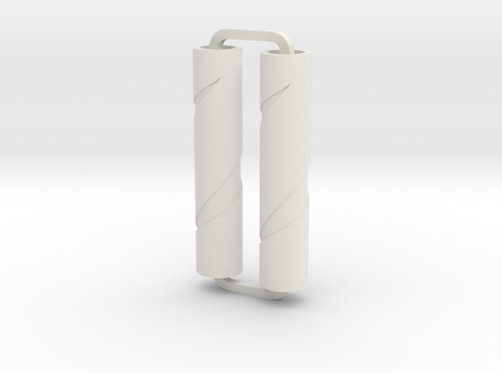Slimline Pro spiral 08 ARTG 3d printed