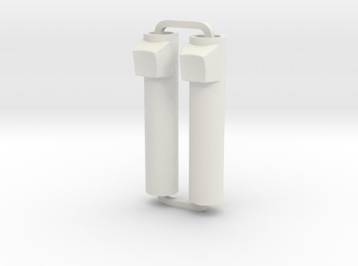 Slimline Pro keyboard ARTG 3d printed