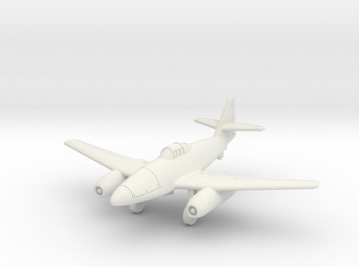 (1:144) Messerschmitt Me 262 V3 3d printed