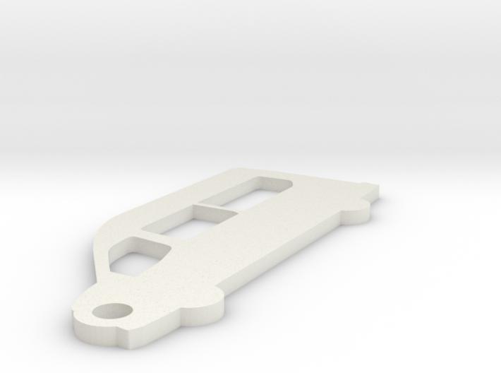 Ford Transit Wagon Keychain 3d printed