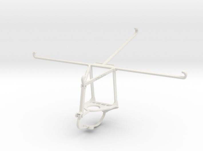 Steelseries Nimbus & Apple iPad Air (2019) - Over 3d printed