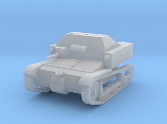 1/72 T-27 tankette 3d printed