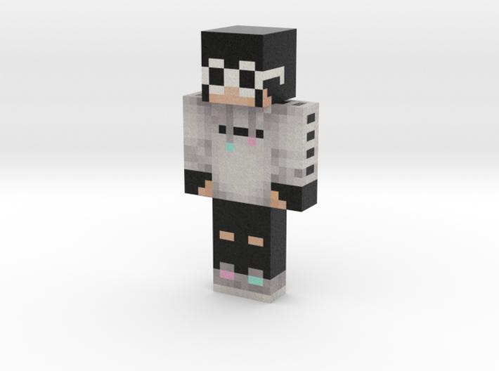 DrXero421 | Minecraft toy 3d printed