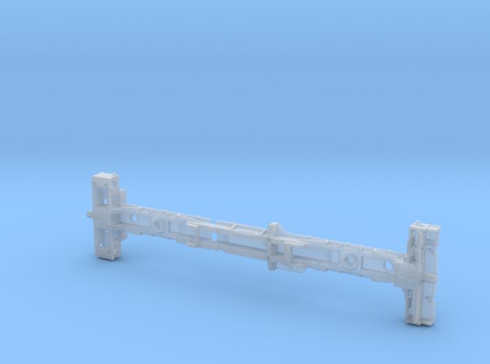 FAU00-003-01 Untergestell Rahmen 3d printed