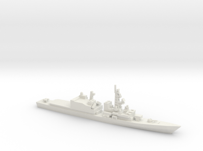 Asagiri-class destroyer, 1/1250 3d printed