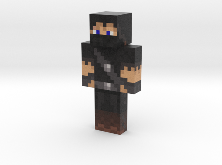 _ShadowPhoenix | Minecraft toy 3d printed