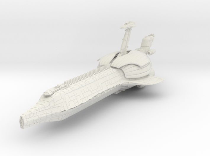 "(Armada) Providence Destroyer ""Rebel One"" 3d printed"