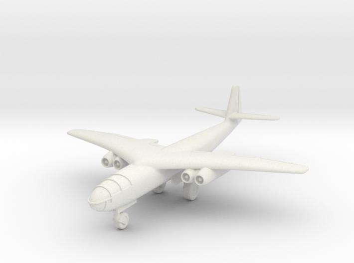 (1:144) Arado E 395 Crescent Wing (Gear down) 3d printed