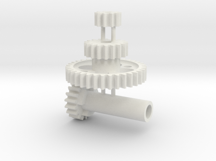 Gear-Set 3d printed