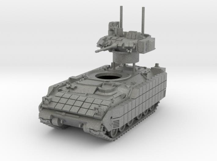 M2A3 Bradley Busk III Scale: 1:100 3d printed