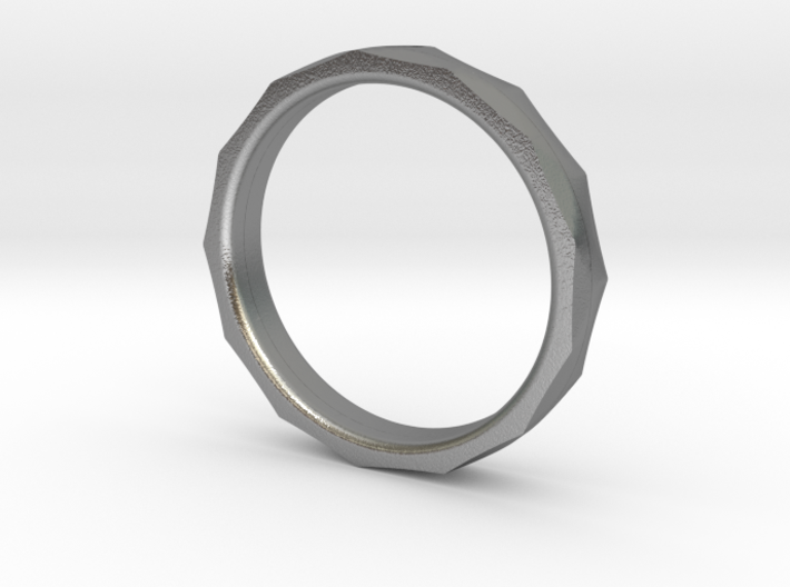 Engineers Ring size US 6.25 3d printed