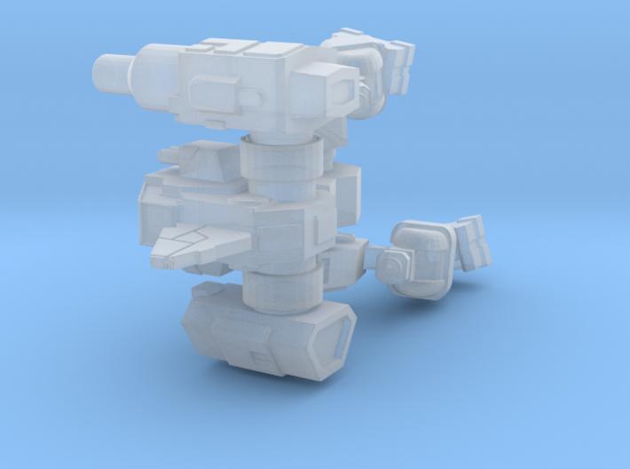 Razorback Mechanized Walker System 3d printed