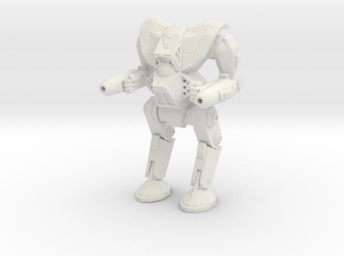 Thugger Mechanized Walker System 3d printed