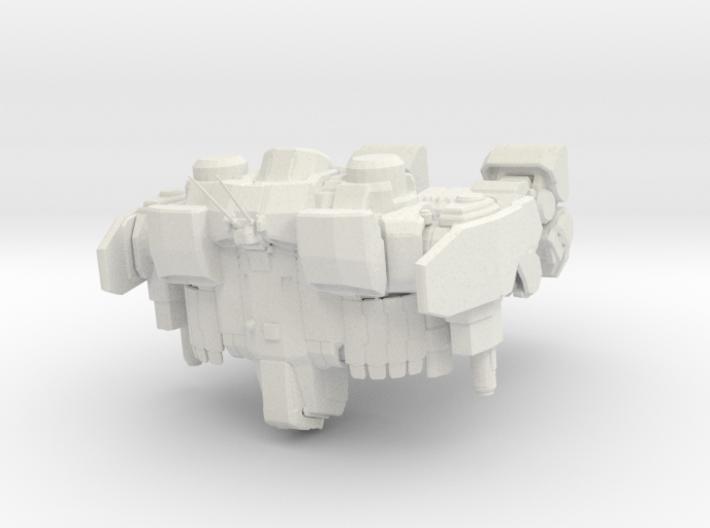 Faf Nir Mechanized Walker System 3d printed