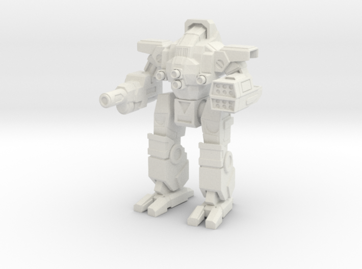 Eo-Pau Mechanized Walker System 3d printed