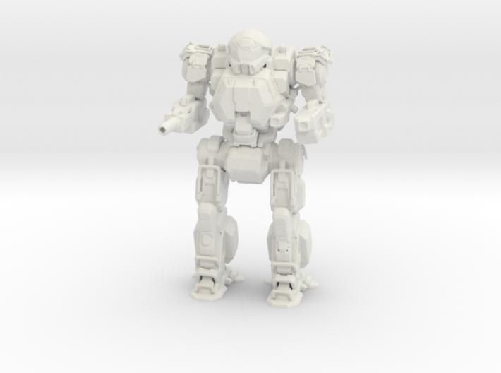 ENF-4R Enforcer Mechanized Walker System 3d printed