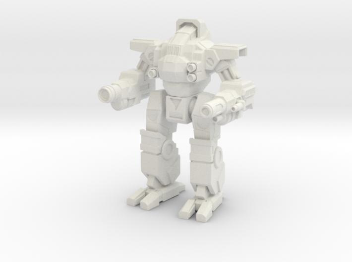 Boa Fitting - Mechanized Walker System 3d printed