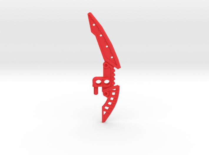 Makuta Sword 3d printed