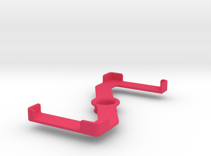 Platform (162 x 77 mm) 3d printed