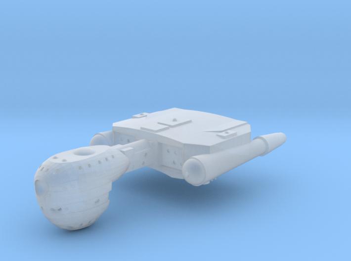 Star Empire Skua Frigate 3d printed