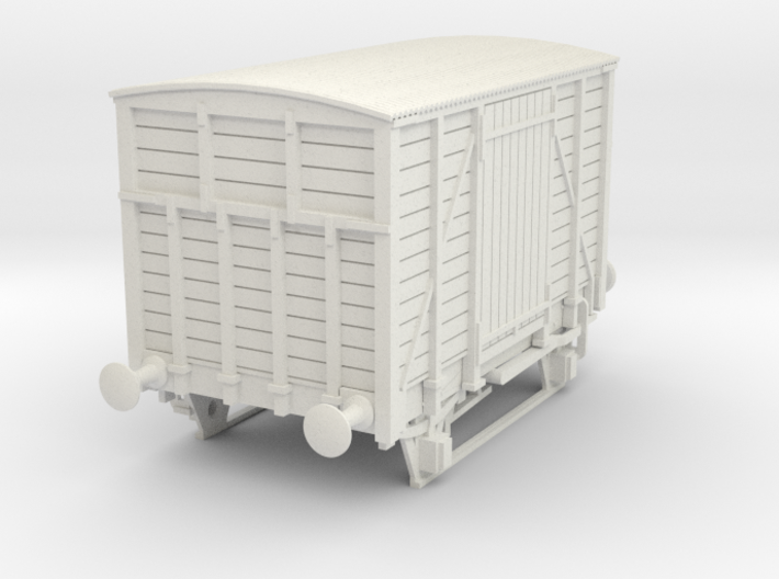 a-50-dwwr-ashbury-13-6-covered-wagon 3d printed