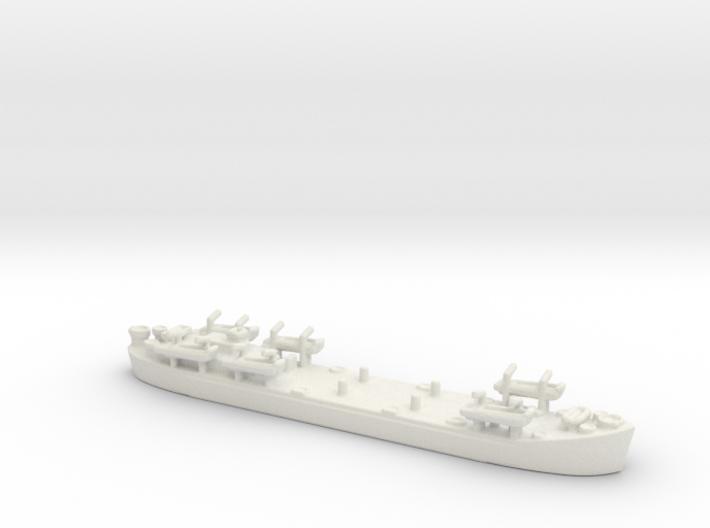 landing ship tank Mk 2 1/1800 2 3d printed