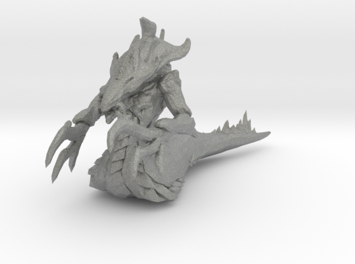 starcraft Hydralisk 62mm 1/60 miniature for games 3d printed