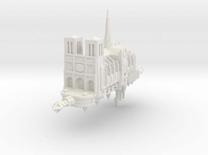 Crucero Santuario del Ministorum A 3d printed