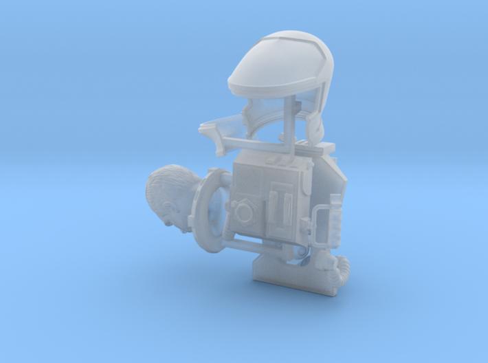 PARTS-KIT / Astronaut Study / Moebius EVA Pod 3d printed
