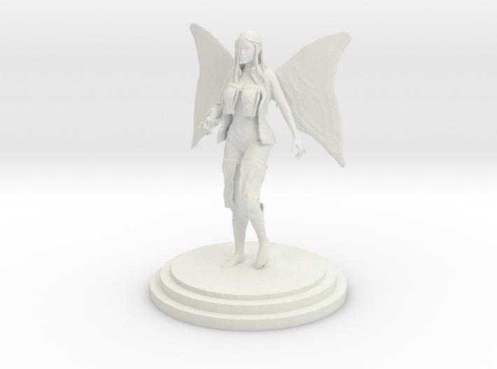 Fairy Girl 3d printed