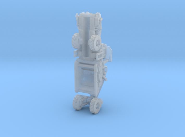 CatRM500b rotary mixer rev1 3d printed