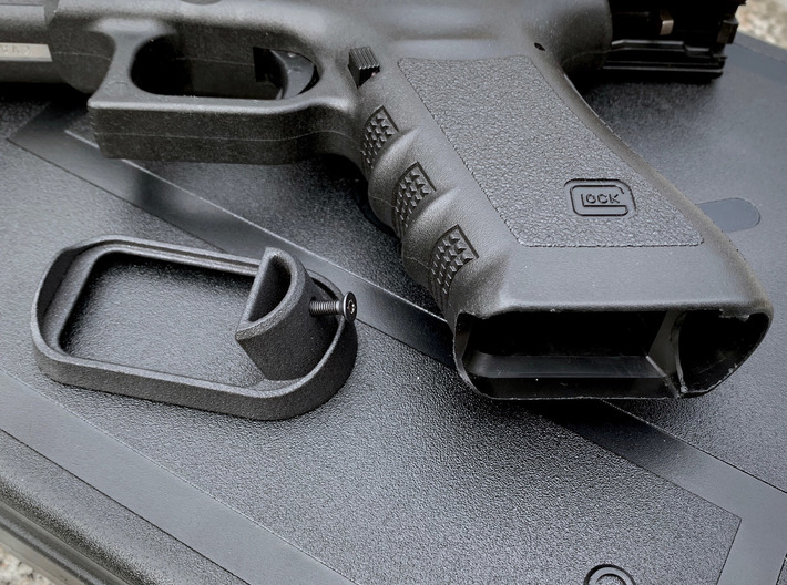 Glock GEN3 magwell (grip with front cut)