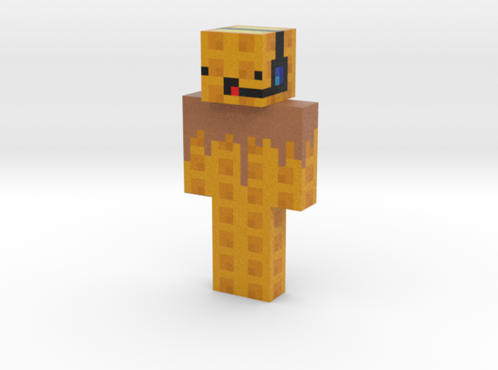 WqffIe | Minecraft toy 3d printed