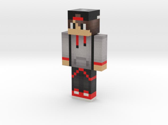 Skin464 | Minecraft toy 3d printed