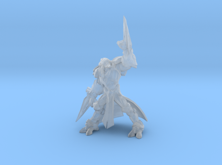 1/60 Protoss Hero Artanis Starcraft miniature 3d printed