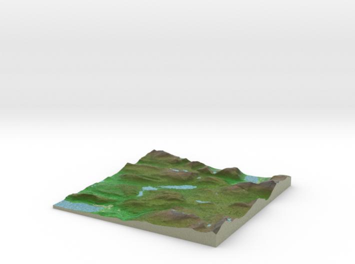 Terrafab generated model Sun Apr 21 2019 11:52:36 3d printed