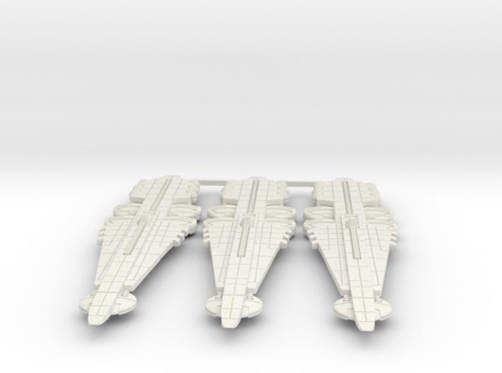 Orion (KON) Battleship Datagroup (sprued) 3d printed