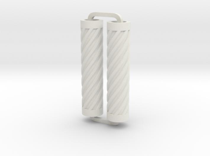 Slimline Pro spiral 02 lathe 3d printed