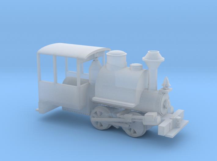 HOn30 Porter 3d printed