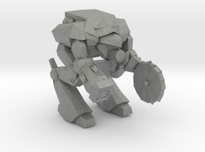 Killer Droid 1/60 miniature for games and rpg 3d printed