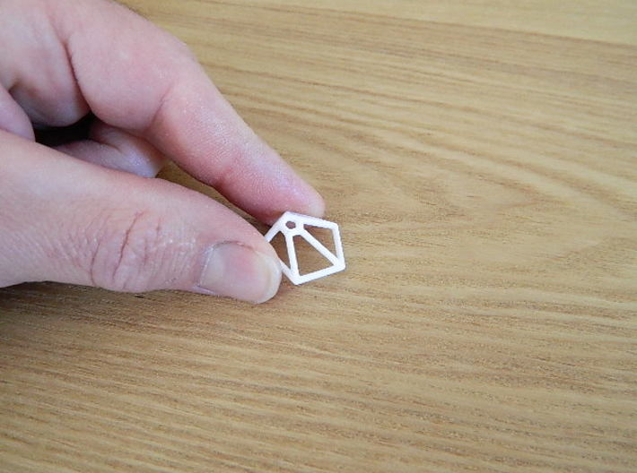 Thargon Wireframe 1-600 3d printed