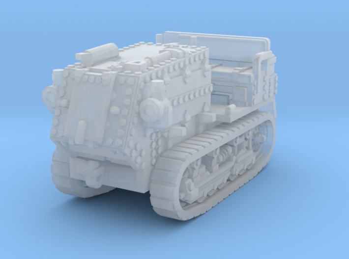 Holt 5T Tractor 1/285 3d printed