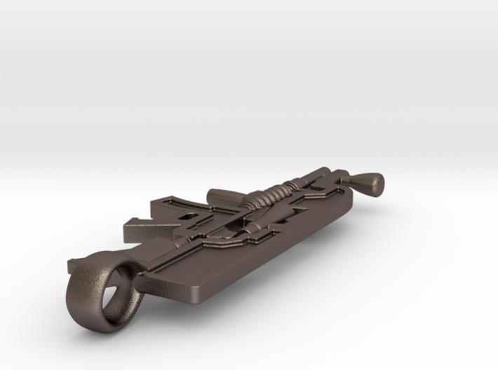Warfighter Scuba - Pendant 3d printed