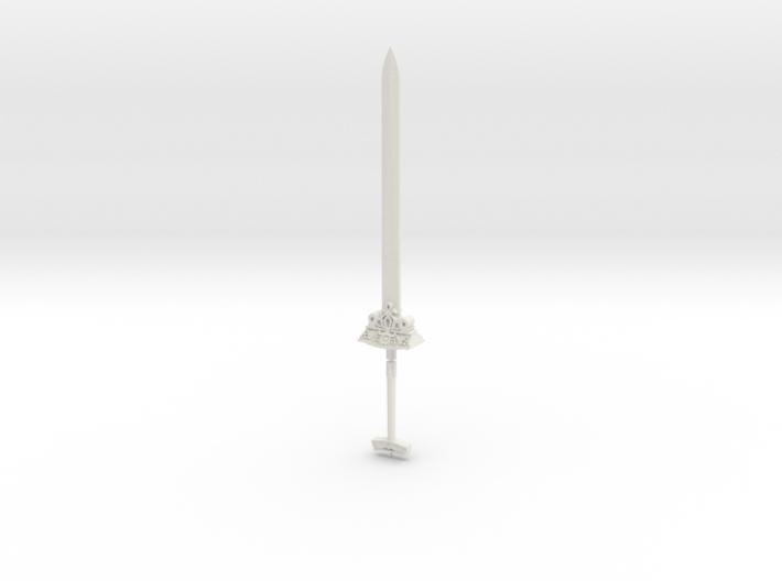 Twilight Sword 3d printed